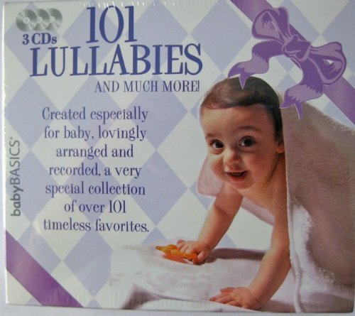 101 Lullabies...and more [Audio CD] various artists