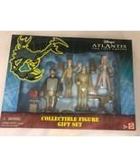 New Mattel Disney Atlantis The Lost Empire 4 Action Figure Collectible G... - $24.74