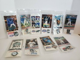 Lot of New Florida Marlins Pins Opening Day manager players MLB - $28.04