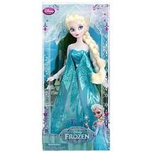 "Disney Frozen Exclusive 12"" Classic Doll Elsa - 2013 Edition - $40.93"