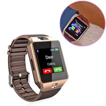 Bluetooth Smart Watch Cameras SIM Slot For HTC Samsung Android HTC Huawei Xiaomi - $22.98