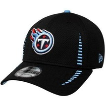 New Era 39THIRTY NFL Tennessee Titans Football Hat Cap Stretch Size S/M - $17.00