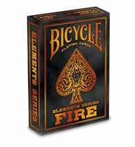 Bicycle Fire Series Playing Cards - $5.75