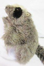 "New Folkmanis Wild Animal 19"" Large Lifesize Stuffed Raccoon Hand Puppet - $26.95"