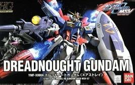Gundam Seed MSV 1/144 Scale High Grade Model Kit #07 Dreadnought Gundam - $34.20