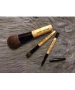Bobbi Brown 3pcs Mini Brush Set, Eye Shadow/Blush/Ultra Fine Eye Liner - $44.99