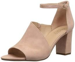 Franco Sarto Women's Gayle Pump, Peach, 7 Medium US - $35.09