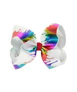 Hair Clamps Cute Bow Irregular Non Slip Claw Clips Hair Cotton Childdren... - $4.91