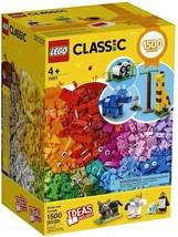 LEGO Classic Creator Fun 11011 Bricks and Animals (1500 pcs) - $67.85