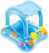 Kiddie swimming Float  with seat 32in x 26inch (ages 1-2 years) - $18.86