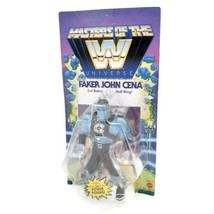 Unpunched Masters Of The WWE Universe *FAKER JOHN CENA* Action Figure MO... - $29.69