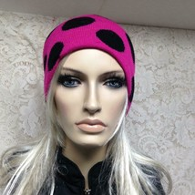 Stunning,  Fits All, Fuchsia Knitted Hat - $14.20