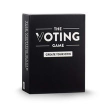 The Voting Game - Create Your Own Expansion - $13.27
