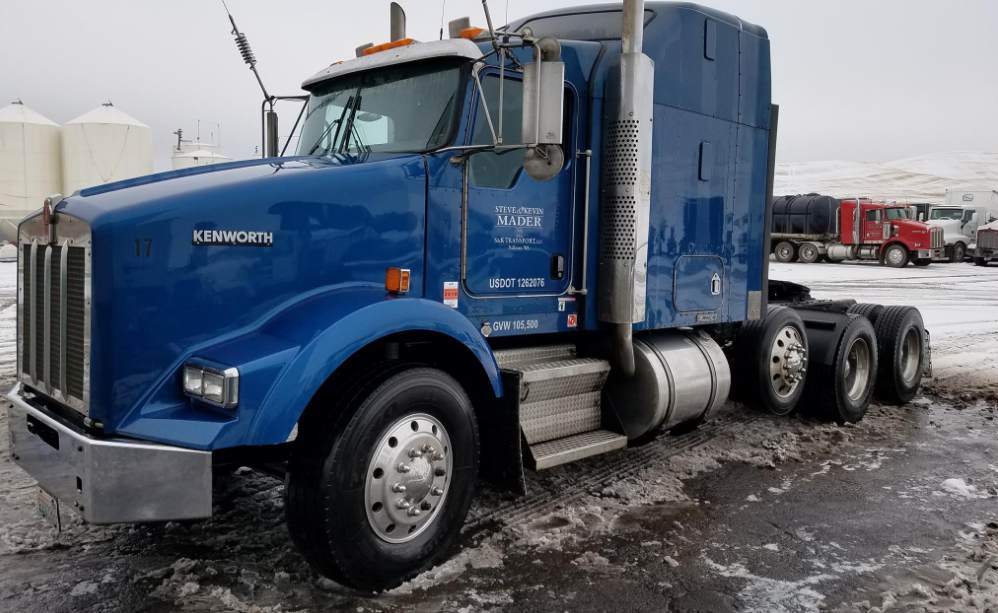 2007 KENWORTH T800 For Sale In Pullman, Washington