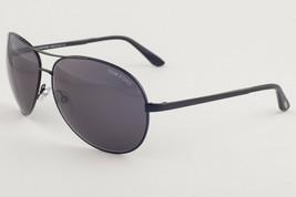 Tom Ford Charles Black / Gray Sunglasses TF035 0BR - $244.02