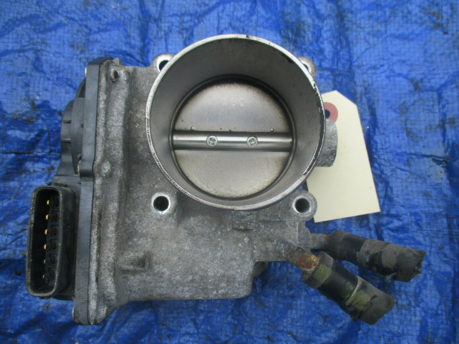 2013 Hyundai Elantra 1.8 NU10 throttle body assembly engine motor OEM electronic