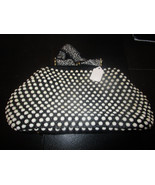 Gaymode Purse Black & White - $9.79