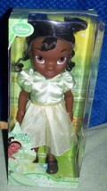 "Disney Princess Tiana 15"" Doll New - $28.59"
