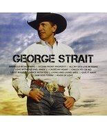 ICON [Audio CD] George Strait - $8.95