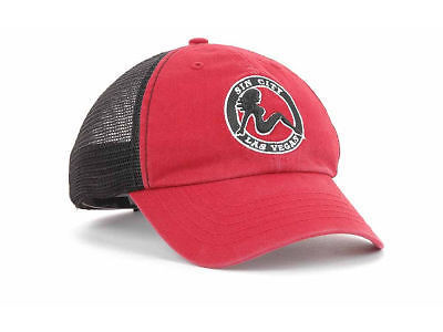 47 BRAND LAS VEGAS MUDFLAP CIRCLE MESHBACK STYLE HAT -  ONE SIZE FITS MOST