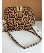 Steve Madden handbag Dome BMarilyn Leopard Prints Brand New Retail $68 - $47.50