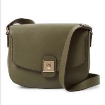 FURLA  Jo M Leather Crossbody Bag, Green NEW - $235.00