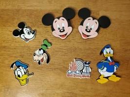 Vintage Walt Disney World Magnet Lot - $14.95