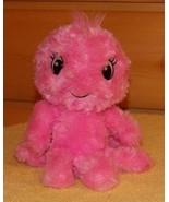 """Build-A-Bear Plush 7"""" Small Frys Bright Pink Happy Octopus - $6.89"""
