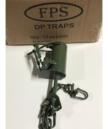24 Powder Coated FPS DP Dog Proof Coon Traps Trapping Raccoon NEW SALE - $280.00