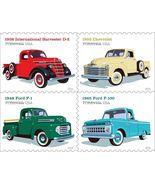 Pickup trucks stamps thumbtall