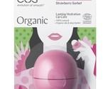 Eos organic strawberry sorbet lip balm 1 thumb155 crop