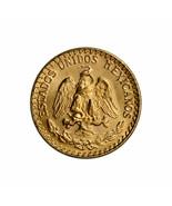 1945 Mexico Gold 2 Pesos BU - $165.00