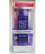 John Frieda Frizz Ease 10-Day Hair Tamer Pre-Shower Treatment 5oz New - $14.85