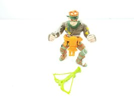 Teenage Mutant Ninja Turtles RAT KING Playmates 1989 TMNT w/ Crossbow & ... - $9.49