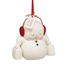 Department 56 Snowpinions Holiday Baggage Ornament, 3 inch