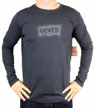 Levi's Men's Premium Classic Graphic Cotton Long Sleeve T-Shirt Shirt Tee image 3