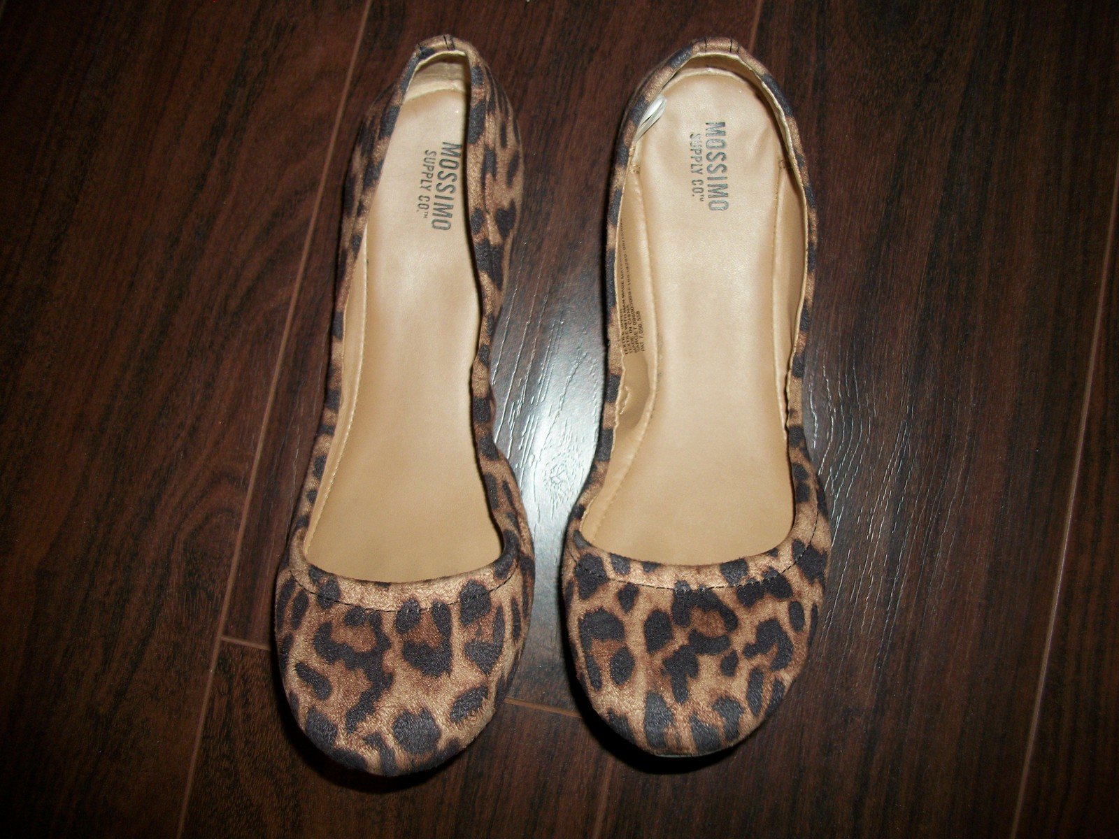 593d5d8e6bd8 Womens Mossimo Leopard Print Ballet Scrunch and 13 similar items