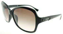 Tod's 28 5901F Shiny Black / Gradient Brown Sunglasses TO 0028 01F - $116.62
