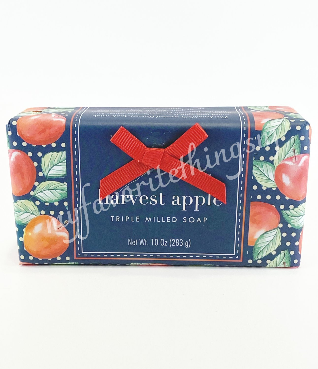 CST Harvest Apple Triple Milled Bath Bar Soap, 10 Oz - $12.00