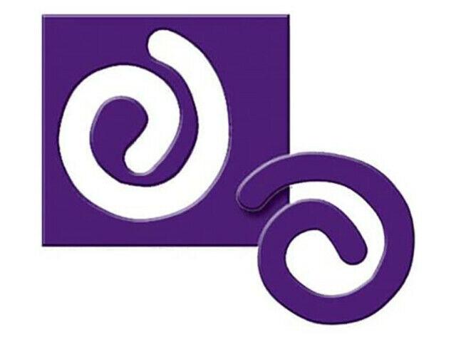 EK Success Paper Shapers Medium Paper Punch, Spiral #PSP11C