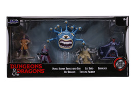 JADA TOYS DUNGEONS & DRAGONS DIE CAST FIGURINES: Beholder and more. - $28.01
