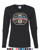 Moonshine American Original Long Sleeve T-Shirt Tennessee Whiskey - $9.28+