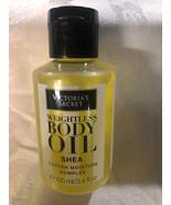 Victoria's secret weightless Body Oil Shea 3.4 - $24.00