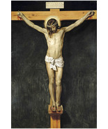Diego Velazquez; Cristo Crucificado (Christ Crucified), 1632; Giclee - $26.72+