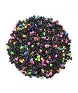 Aquarium Gravel Black & Flourescent Mix for Plant Aquariums, Landscaping... - $65.99