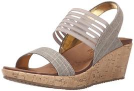 Skechers Cali Women's Beverlee Smitten Kitten Wedge Sandal - $49.95