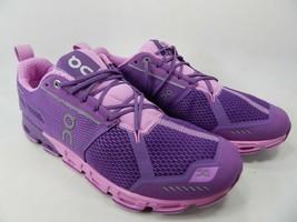 On Running Cloudflyer Size US 9 M (B) EU 40.5 Women's Running Shoes Purple Pink