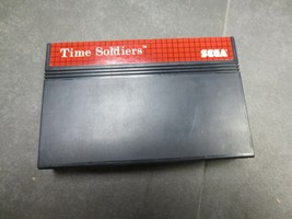 Time Soldiers (Sega Master, 1988) - $14.99