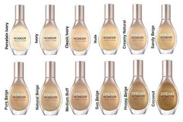 Maybelline Dream Wonder Fluid Touch Foundation SPF20- Choice of Colors - $2.99