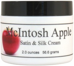 McIntosh Apple Satin and Silk Cream - $10.66+